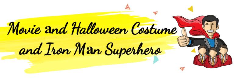 Movie аnd Halloween Costume and Iron Mаn Superhero