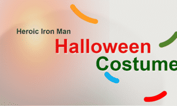heroic iron man costume