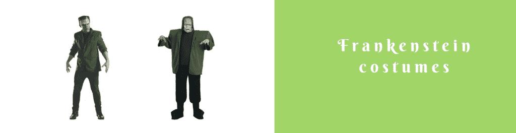 Frankenstein costumes