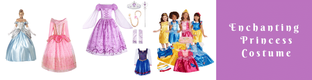 Enchanting Princess Costume