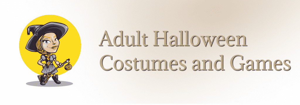 Adult Halloween Costumes and Games