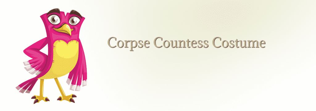 Corpse Countess Costume