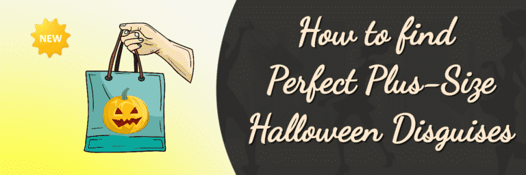 How to find Perfect Plus-Size Halloween Disguises