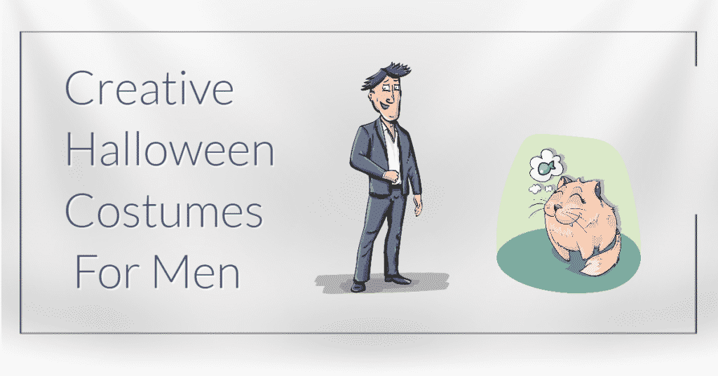 Creative Halloween Costumes For Men
