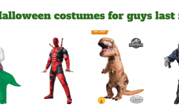 Top 5 Halloween costumes for guys last minute